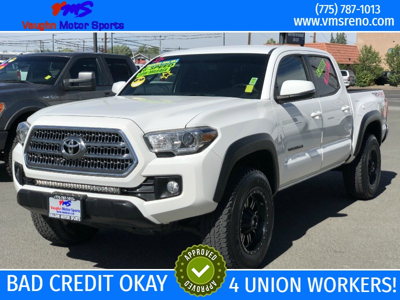 Toyota Tacoma TRD Offroad, Rims/Tires, ONLY 39k Miles!!! 2016 price $33,995