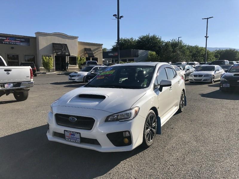 Subaru WRX LIMITED, CLEAN, LOADED! 2015 price $17,695
