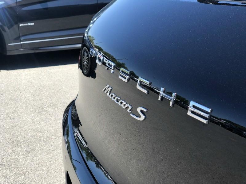 Porsche Macan S, AWD, LOADED, BEAUTIFUL!!! 2015 price $33,985