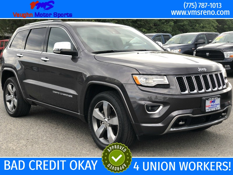 Jeep Grand Cherokee Overland, Fully Loaded, Only 73k Mi 2014 price $21,995