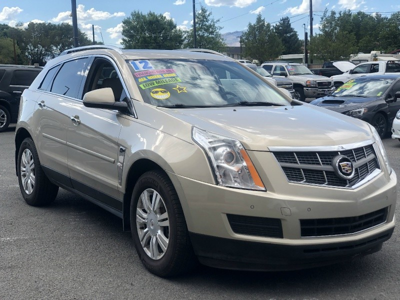 Cadillac SRX Luxury AWD, Loaded, ONLY 78K Miles!!! 2012 price $15,895