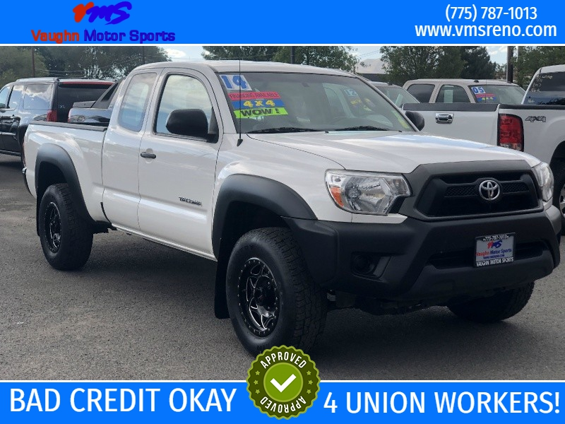 Toyota Tacoma Access Cab, Clean, First Time Buyer!! 2014 price $19,495