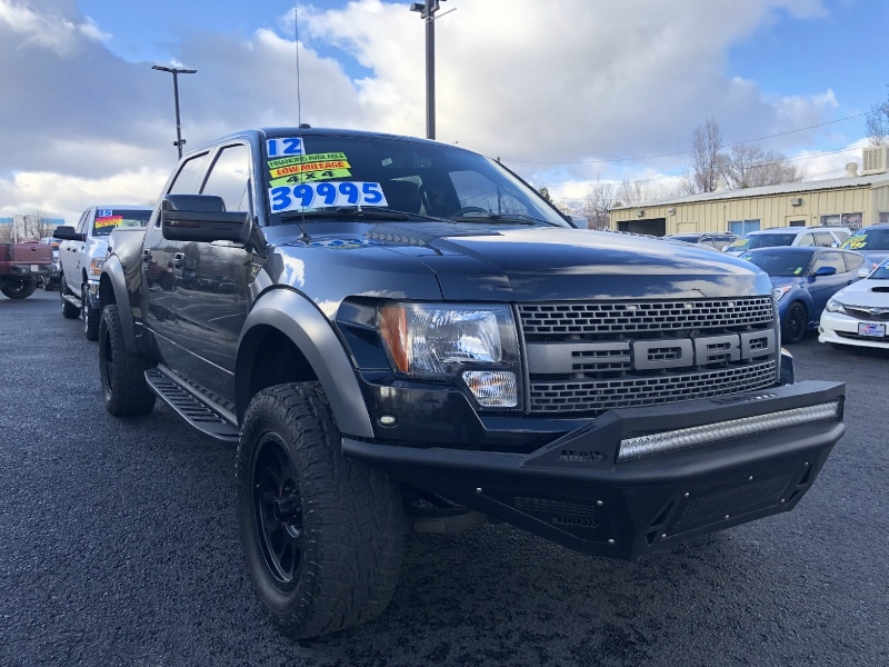 Ford F-150 SVT Raptor 6.2L, BEAUTIFUL, Loaded, LOW MILE 2012 price $35,995