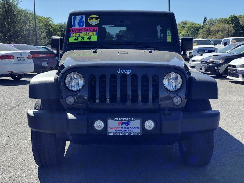 Jeep Wrangler Unlimited Sport S, HARD TOP, ONLY 31K MIL 2016 price $30,595