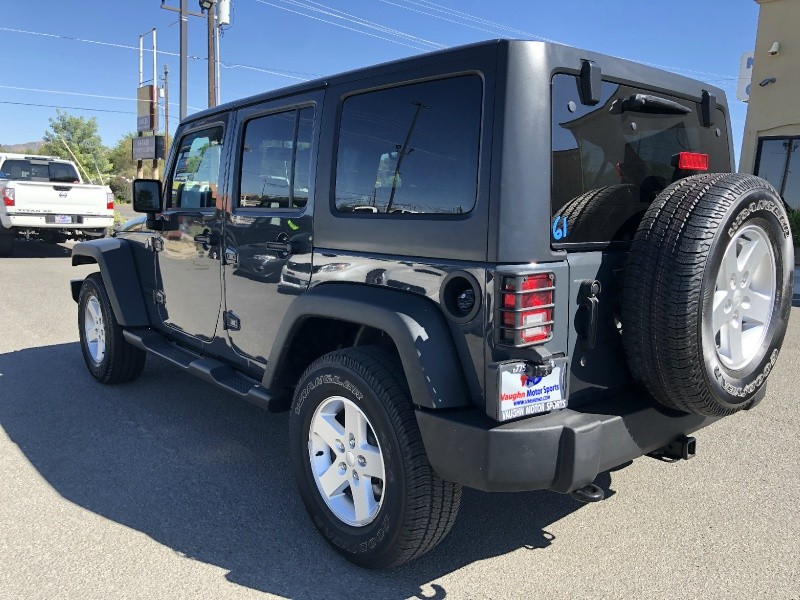 Jeep Wrangler Unlimited Sport S, HARD TOP, ONLY 31K MIL 2016 price $27,995