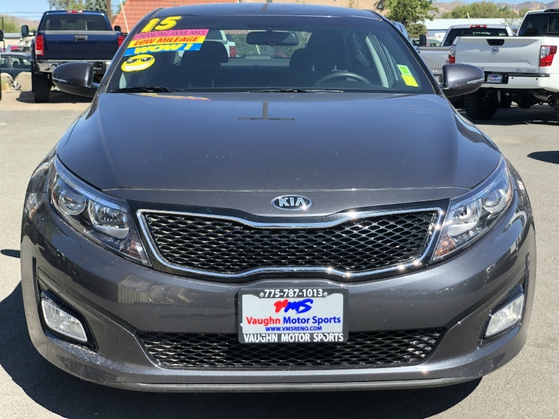 Kia Optima LX, ONLY 33k MILES, CLEAN, FIRST TIME BUYER 2015 price $12,495