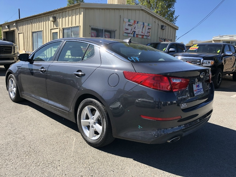 Kia Optima LX, ONLY 33k MILES, CLEAN, FIRST TIME BUYER 2015 price $14,495