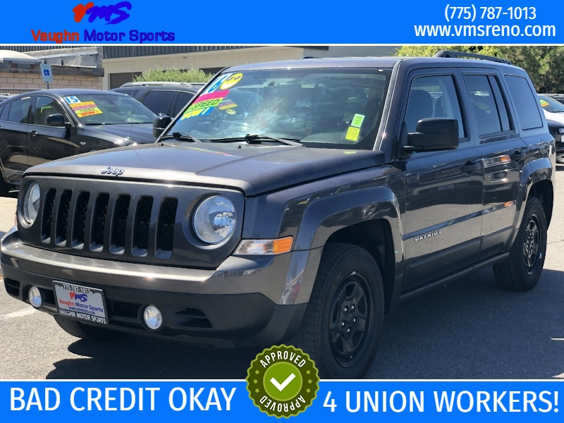 Jeep Patriot Sport, Manual,Only 25K miles!!!!!! 2016 price $14,595