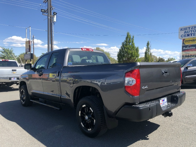 Toyota Tundra 4WD Double Cab, Clean, LOW MILES!! 2015 price $27,995