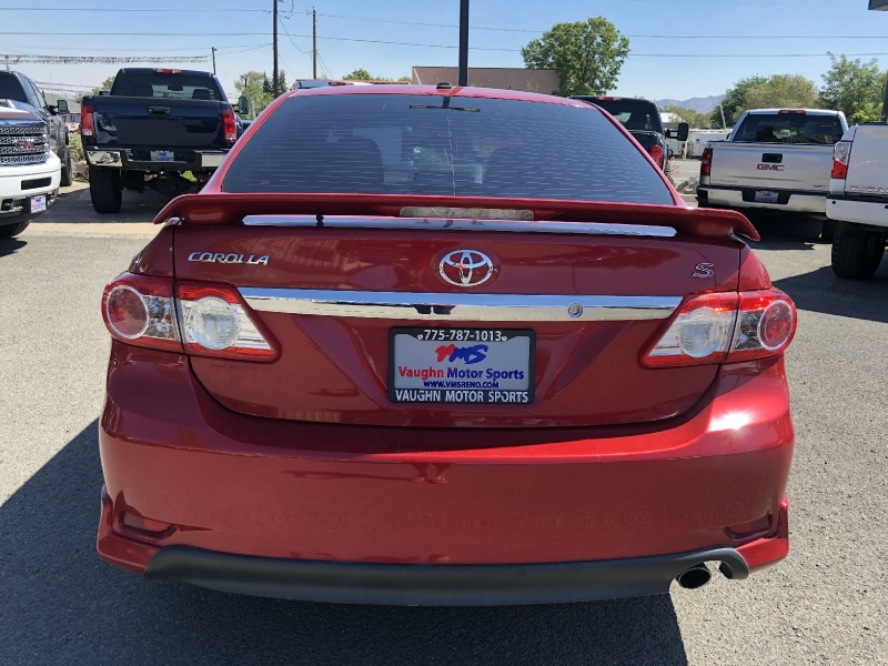 Toyota Corolla S, ONLY 56K MILES, FIRST TIME BUYER WELCOM 2013 price $11,595