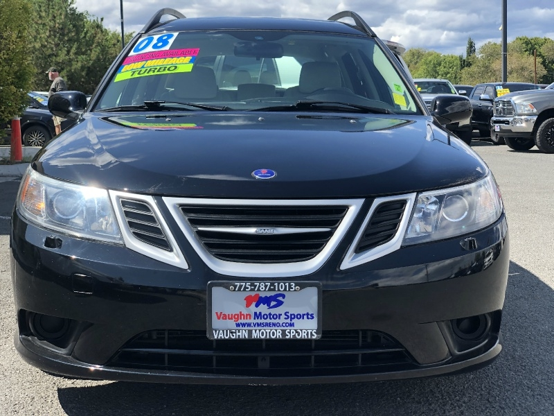 Saab 9-3 SportCombi Wagon, Fully Loaded, Only 71k Miles 2008 price $8,595