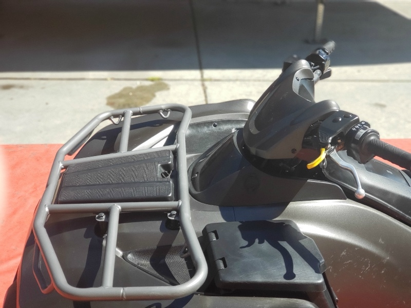 Kawasaki Brute Force 2017 price $7,995