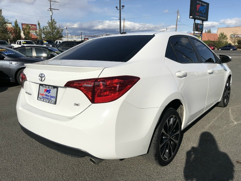 Toyota Corolla SE, FIRST TIME BUYER, LIKE NEW!!!!! 2017 price $15,495