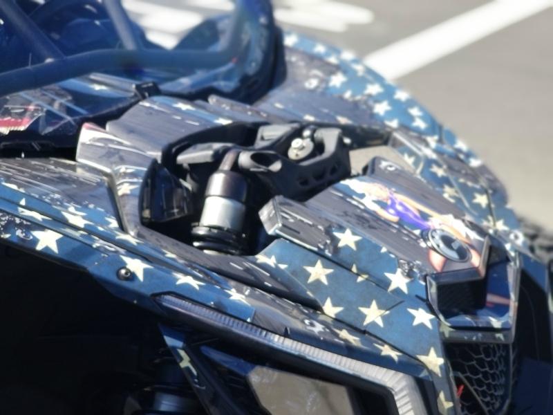 Can-Am Maverick X3 X DS Turbo R 2017 price $19,995