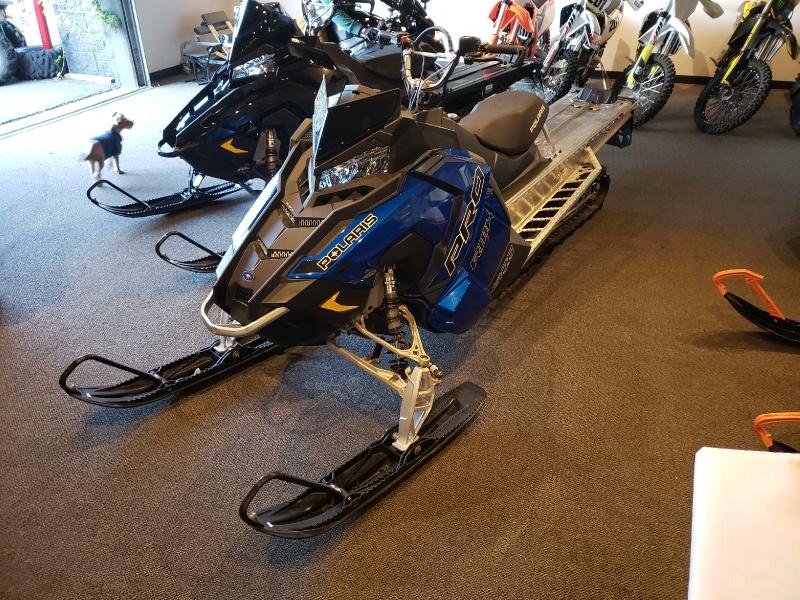 Polaris PRO RMK 600 2019 price $7,995