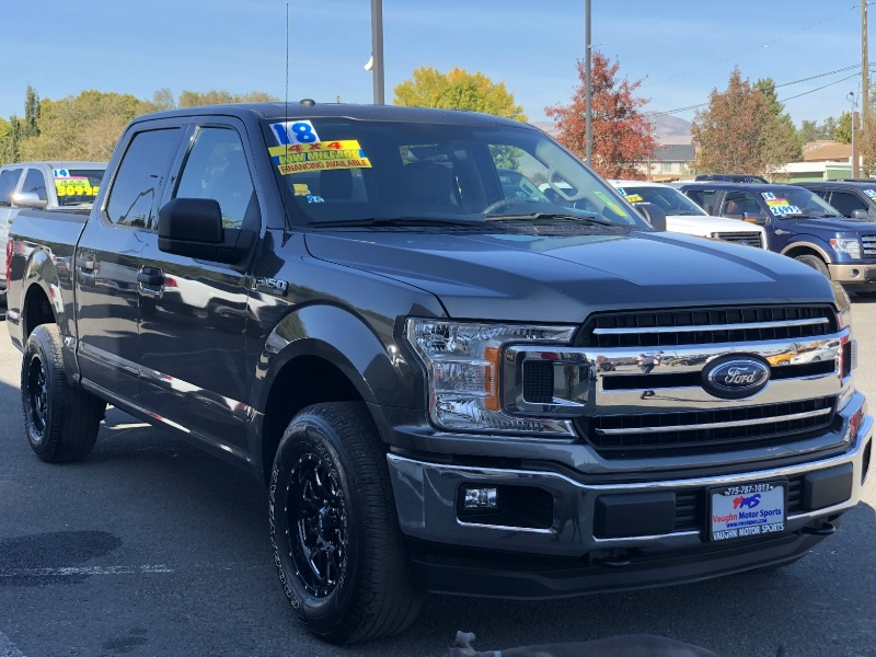 Ford F150 XLT, CLEAN, LOW MILES, WHEELS!!! 2018 price $29,995