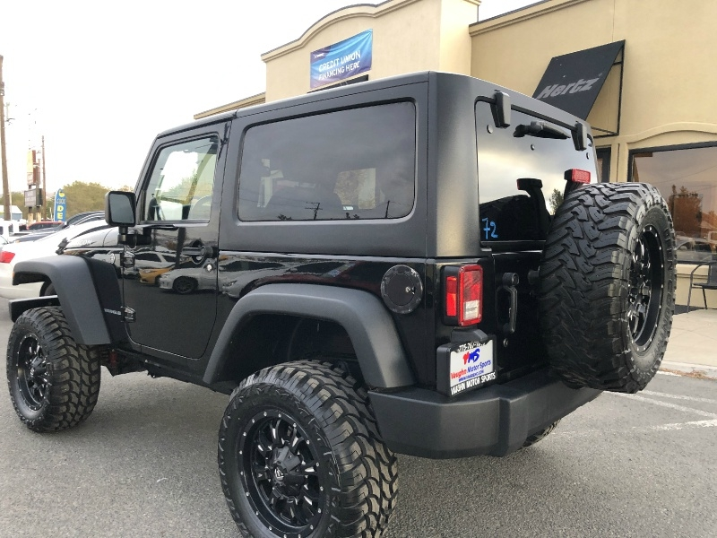 Jeep Wrangler Rubicon, LIFTED, ONLY 42K MILES 2014 price $27,295