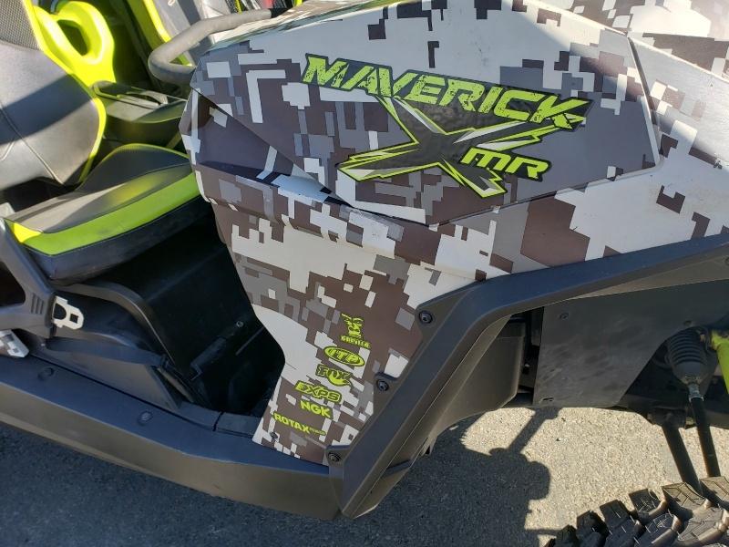 Can-Am MAVERICK 1000R X MR 2015 price $13,995