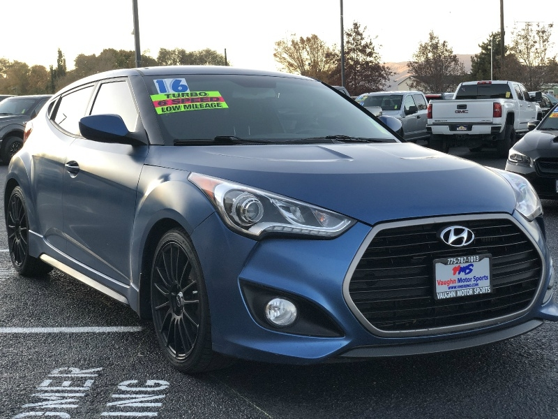 Hyundai Veloster Turbo, Rally Edt., Loaded, 72k Miles!!! 2016 price $12,995