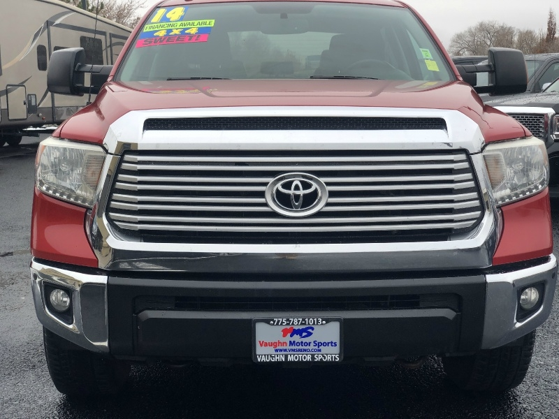 Toyota Tundra 4WD CrewMax Limited, Fully Loaded, Clean!!! 2014 price $26,995