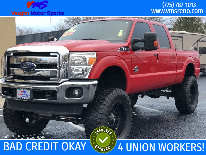 Ford Super Duty F-250 Lariat Diesel, FULLY LOADED, LIFT 2013 price $47,995