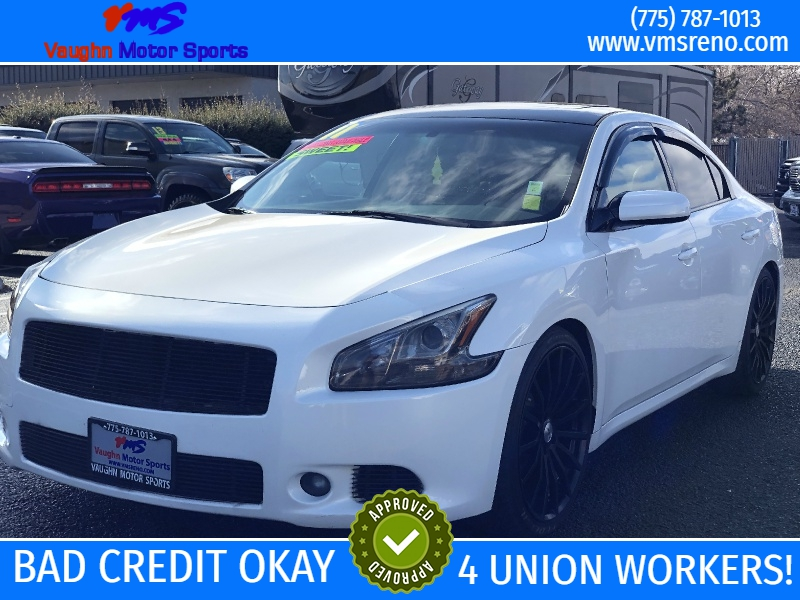 Nissan Maxima Premium, Fully Loaded, SWEET, UPGRADES!!! 2011 price $8,995