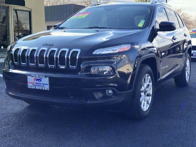 Jeep Cherokee Latitude 4WD, Great for Snow, Lots of Opt 2016 price $17,595