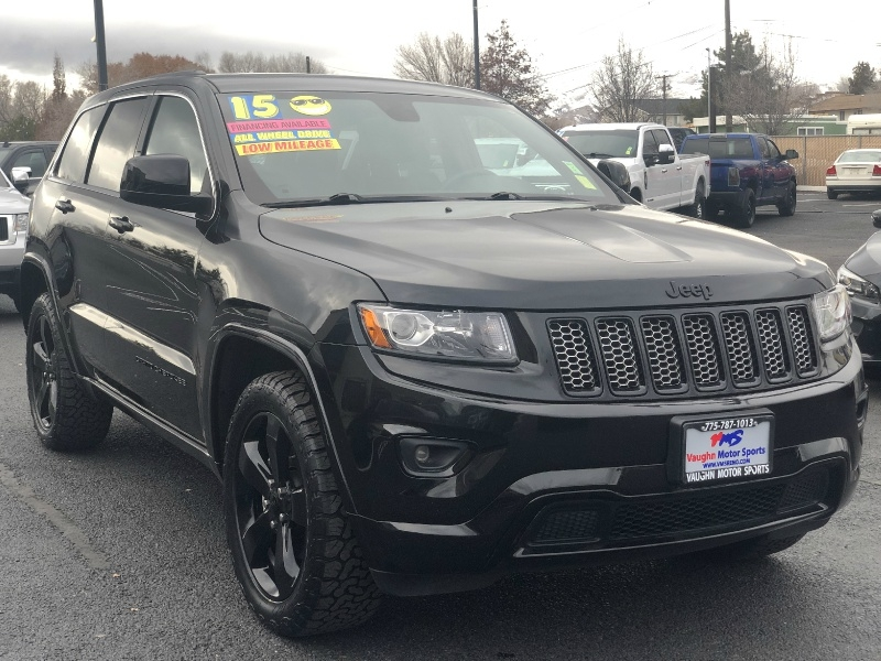 Jeep Grand Cherokee 4WD, Low Miles, 4WD, LOADED!!! 2015 price $25,395