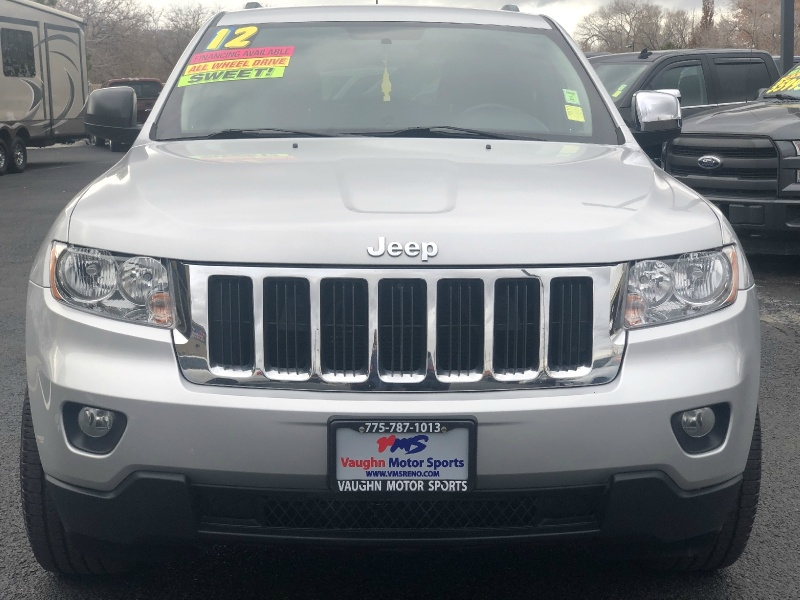 Jeep Grand Cherokee Laredo 4WD, Clean, First Time Buyer 2012 price $13,495