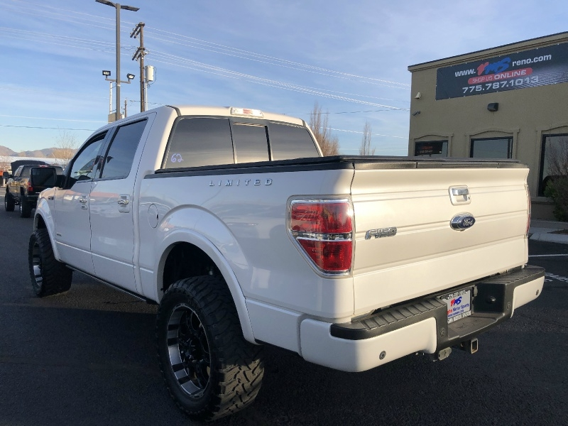 Ford F150 SuperCrew Limited, ONLY 63K MILES, LOADED!!!! 2014 price $29,995
