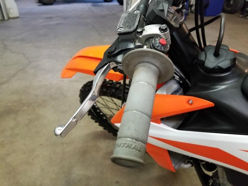 KTM 250 SX-F 2019 price $7,295