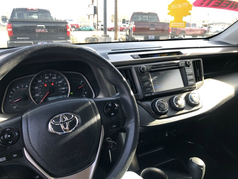 Toyota RAV4 LE, Good Fuel Mileage, Clean, Low Miles!!! 2015 price $14,595