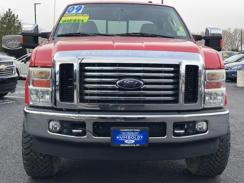 Ford Super Duty F350 Diesel, CLEAN, LOW MILES, LIFTED!! 2009 price $30,995
