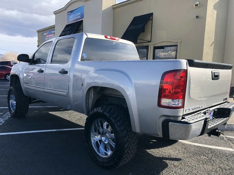 GMC Sierra 1500 VortecMax, LIFTED, CLEAN!!! 2007 price $15,995