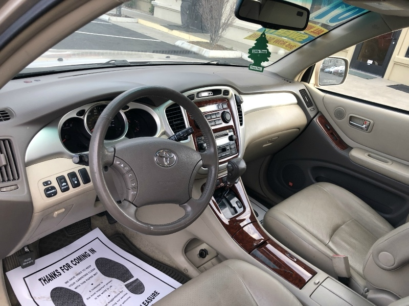 Toyota Highlander Limited, 3RD ROW, LOADED, CLEAN!!! 2007 price $7,995