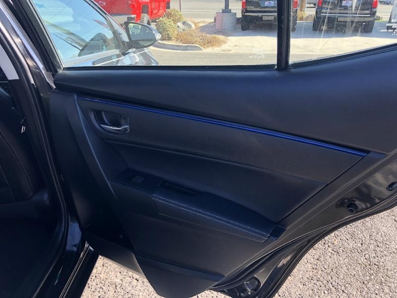 Toyota Corolla SE Sedan, Great Fuel Mileage, First Time B 2017 price $14,995