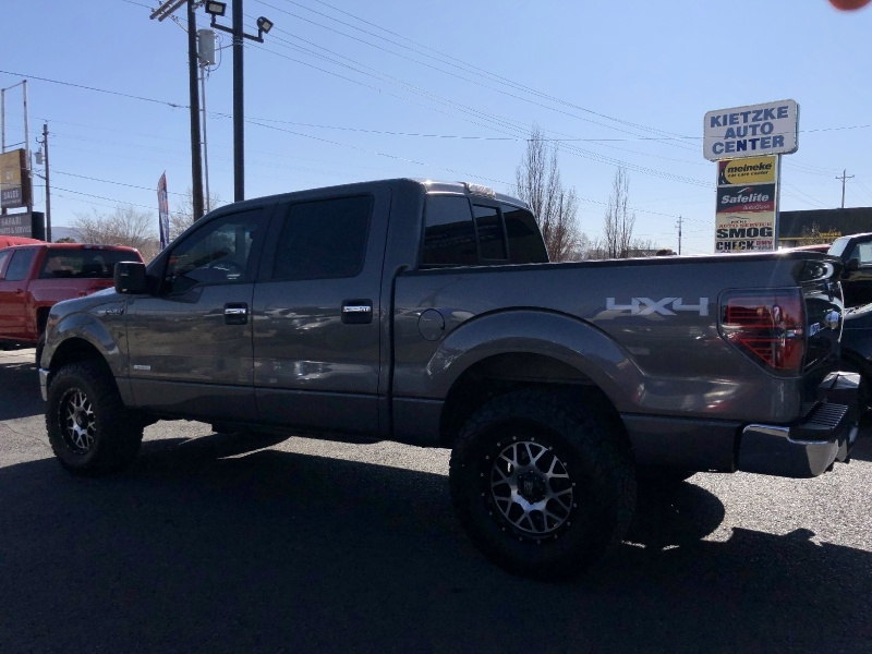 Ford F150 SuperCrew XLT, CLEAN, LIFT&WHEELS!!! 2013 price $20,995