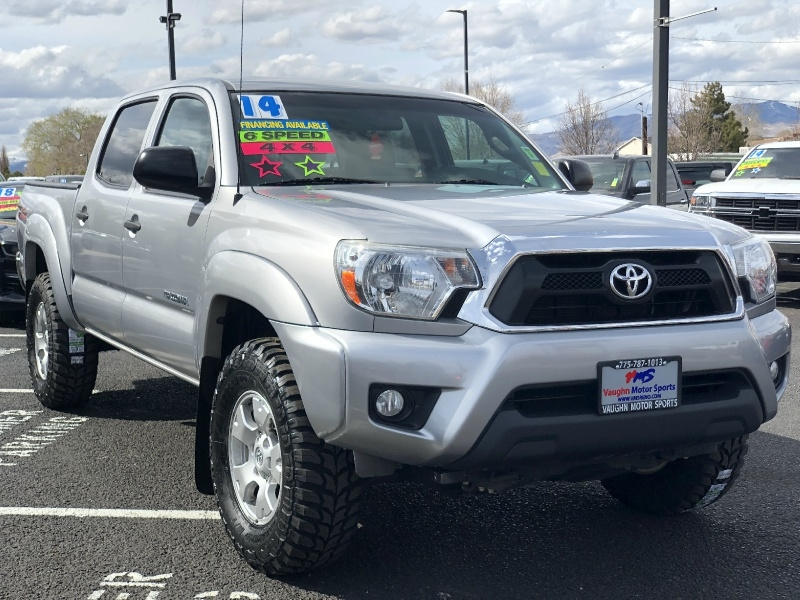 Toyota Tacoma TRD Sport, 6 Speed Manual, LOW MILES, NEW T 2014 price $27,995