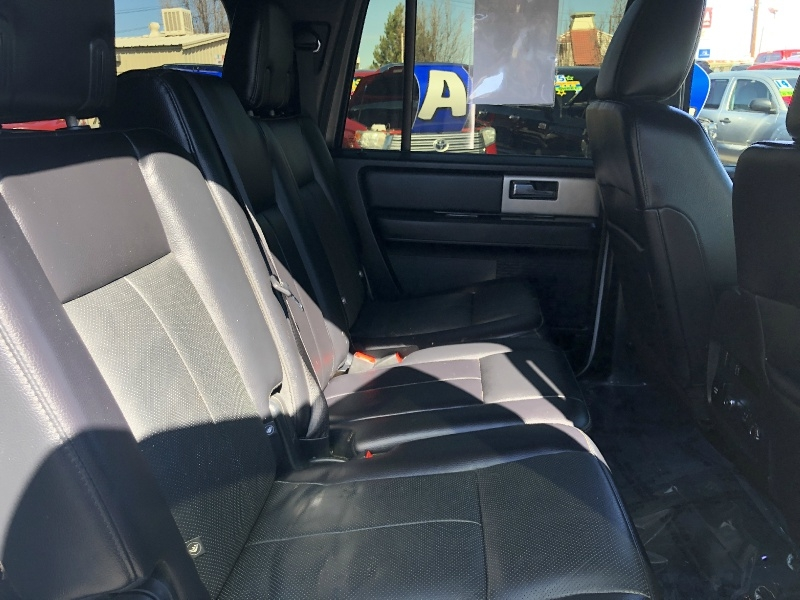 Ford Expedition MAX Limited, FULLY LOADED, POWER 3RD RO 2017 price $34,495