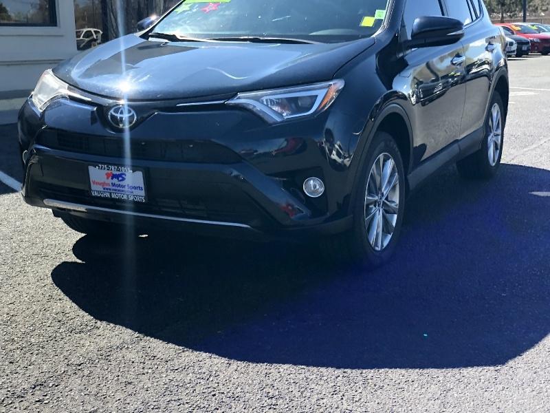 Toyota RAV4 Limited AWD, Fully Loaded, LOW MILES, LIKE NE 2017 price $27,995