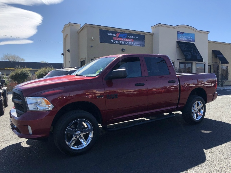 RAM 1500 4WD, ONLY 53K MILES, CLEAN!!! 2013 price $23,495