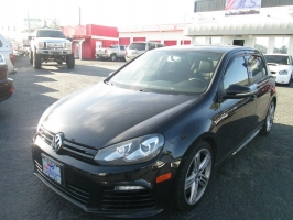 Volkswagen Golf R 2012