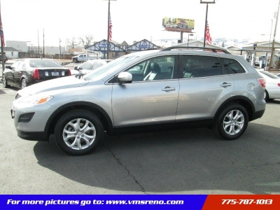 2012 Mazda CX-9 AWD 4dr Touring/3RD ROW SEAT/ FREE SERVICE CONTRACT