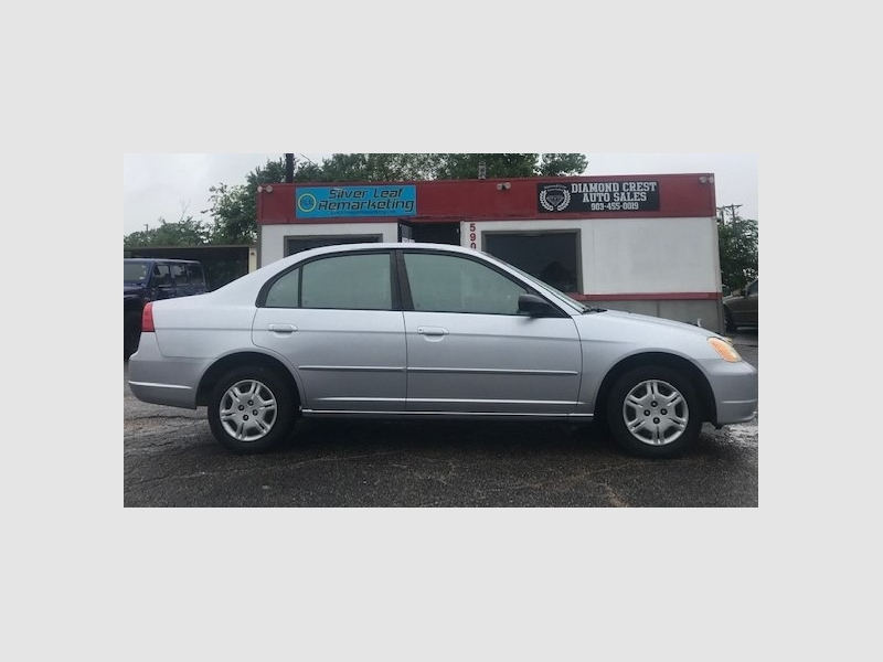 Honda Civic 2002 price $700 Down