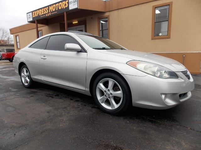 Toyota Dealership Dayton Ohio >> 2005 Toyota Camry Solara Sle Inventory Express Motors Auto