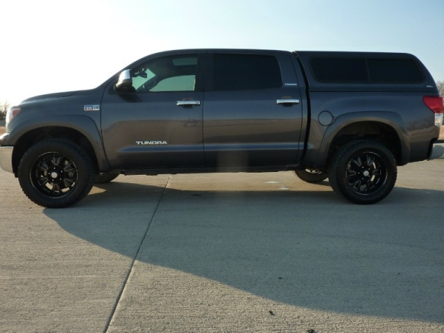 2012 Toyota Tundra Platinum 4WD Truck