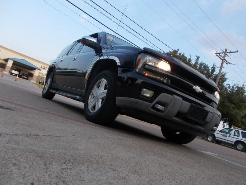 Chevrolet TrailBlazer 2003 price $2,500