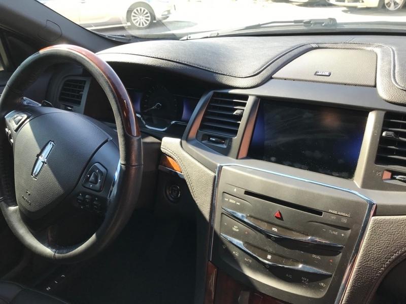 Lincoln MKS 2011 price $6,999 Cash