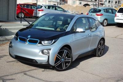 2014 BMW i3 Rex Giga