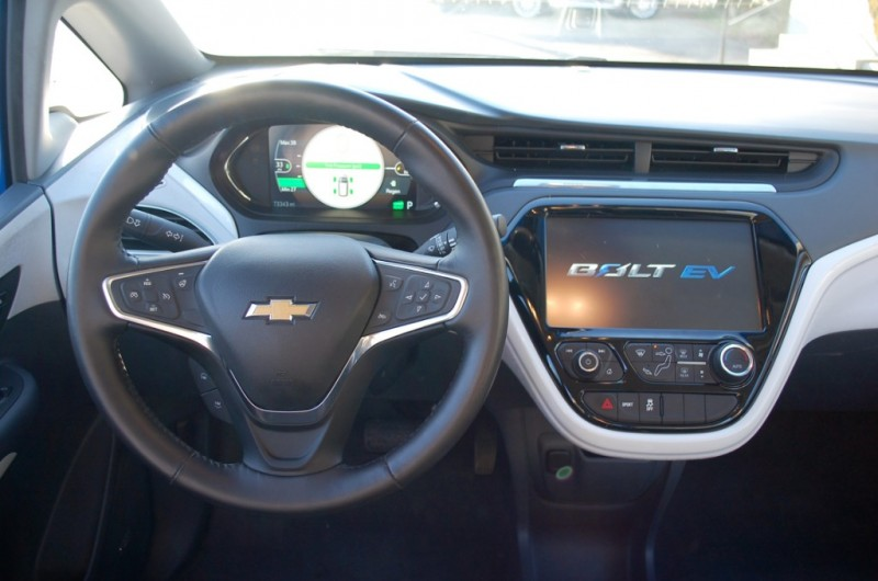 Chevrolet Bolt EV 2017 price $23,995